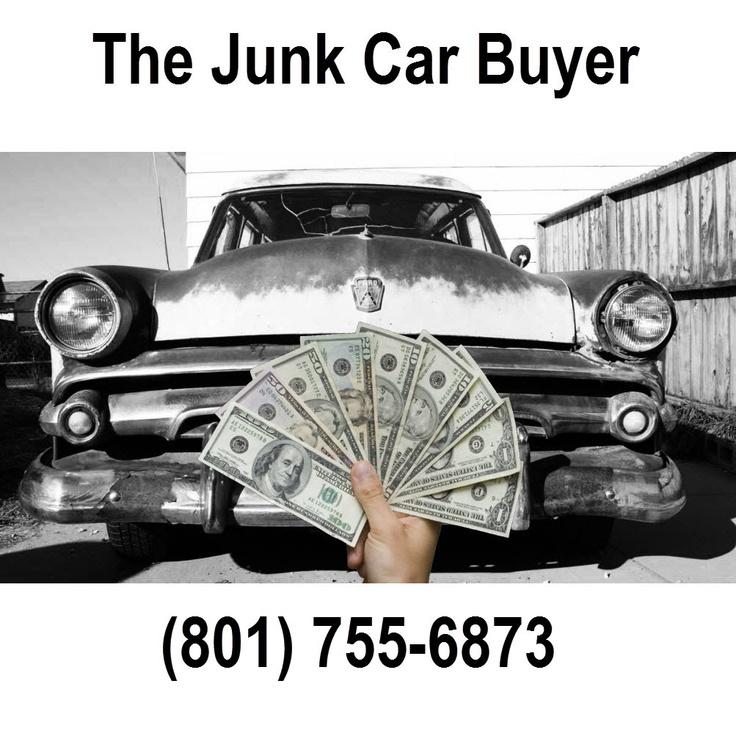 10 best The Junk Car Buyer - Kearns UT images on Pinterest | Car ...