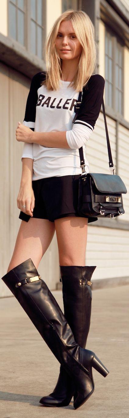 mini and boots | LBV ♥✤ | KeepSmiling | BeStayBeautiful