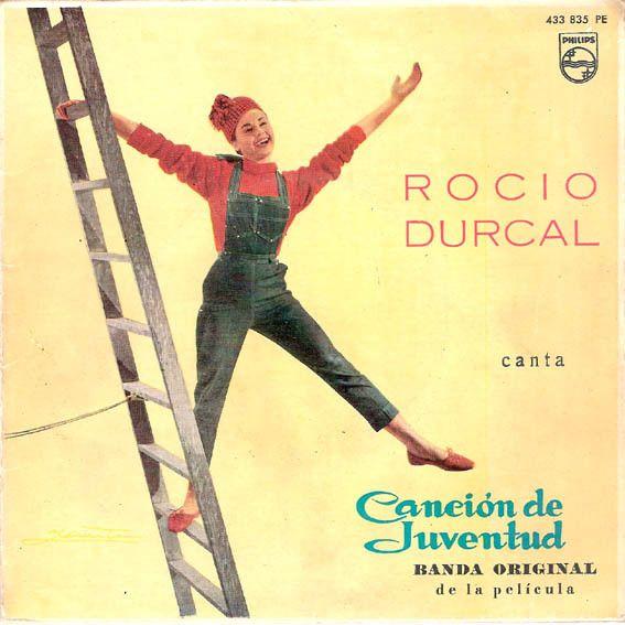 Rocío Dúrcal - Rocio Dúrcal Canta Canción De Juventud Banda Original De La Pelicula (Vinyl) at Discogs
