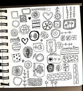 81 Best Oodles Of Doodles Images On Pinterest