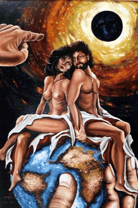 L'origine de l'imposture | Atelier Le Chartier # 39 Lorsque l'éclipse de l'humanité sera du passé, l'homme et la femme en nous se tiendront par la main par une puissance supérieure...