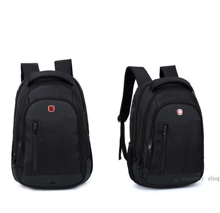 SwissGear Men women Waterproof Laptop Backpack Notebook School Travel Bag
