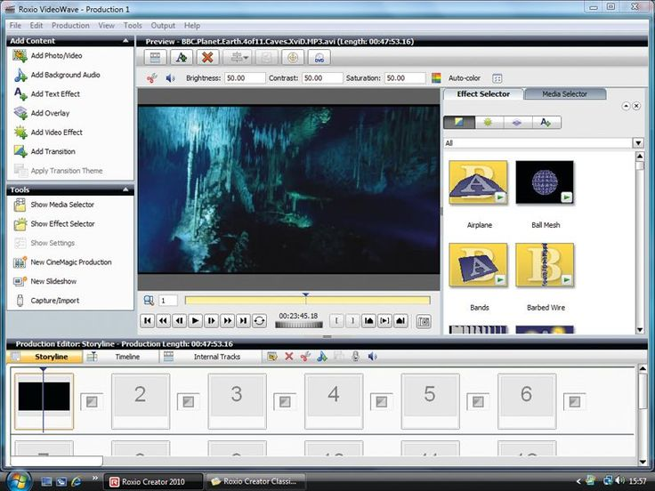 Roxio Creator 2010 review | Roxio's latest disc-burning software puts the focus on getting creative Reviews | TechRadar