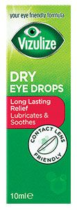Vizulize Long Lasting Relief Dry Eye Drops 10ml Vizulize Long Lasting Relief Dry Eye Drops 10ml: Express Chemist offer fast delivery and friendly, reliable service. Buy Vizulize Long Lasting Relief Dry Eye Drops 10ml online from Express Chemist tod http://www.MightGet.com/january-2017-11/vizulize-long-lasting-relief-dry-eye-drops-10ml.asp
