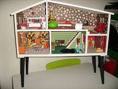 Ebay Watch Lundby Midcentury Style Dolls Houses And Furniture