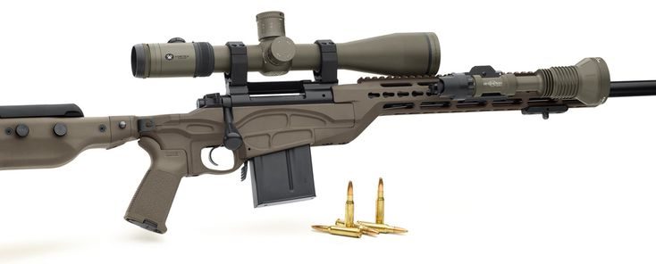 This is it. The Kimber Tactical II SOC (Special Operations Capable) Rifle…