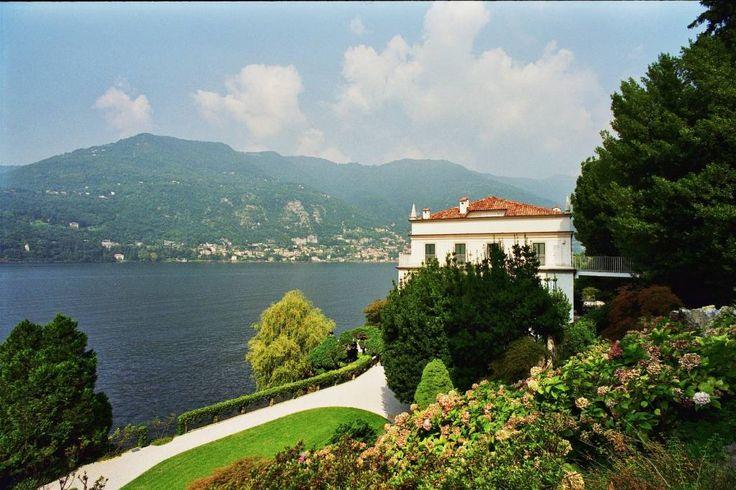 Villa Belvedere | Blevio #lakecomoville