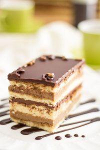 Paleo Opera Cake | thehealthyfoodie.com