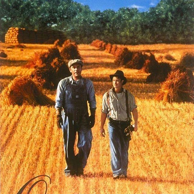 大恐慌時代のカリフォルニア🇺🇸 小柄で面倒見が良く賢いジョージと、知的障害のある大柄で怪力のレニーが、牧童として働きながら自分たちの農場を持つことを夢見る物語🐴🐕🐇 冒頭の2人の逃走シーンから、不吉な予感がつきまとう😥 夢を語り合う2人がキラキラしていて微笑ましく、夢が叶うことを願いましたが、、ラストの悲劇、辛かったですね😢 無邪気で純粋なレニー役の#ジョンマルコヴィッチ の演技がすごく良かったです😌✨ #二十日鼠と人間  #ofmiceandmen  #ゲイリーシニーズ #garysinise  #johnmalkovich  #ビバムビ #映画#映画鑑賞#映画好き#映画部 #movie#cinema#film