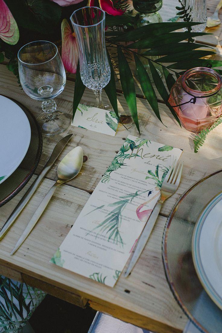 La Masía Les Casotes | Minutas  #boda #minuta #minutas  #decoración #inspiracion