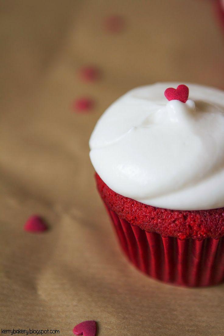 Kerry's Bakery: RED VELVET CUPCAKE