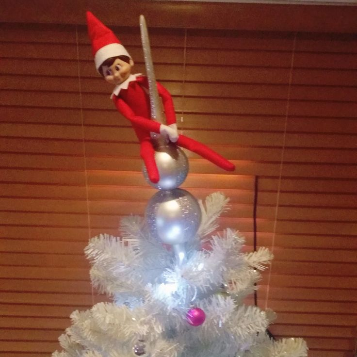 Elf on the shelf. Welcome to our crazy home 'Jingle' Elf!
