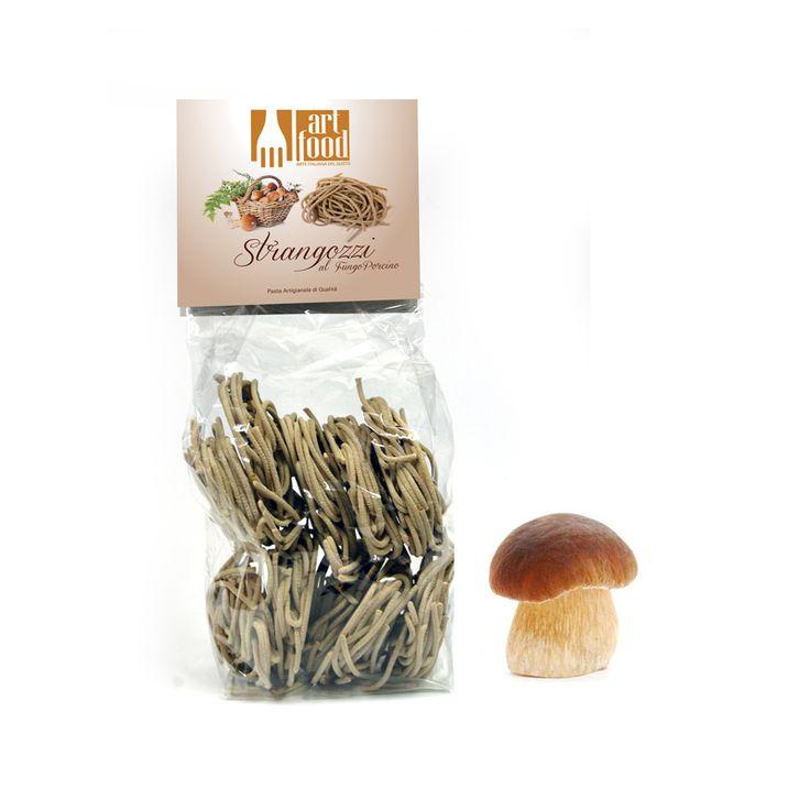 Strangozzi with Porcino mushrooms! Close your eyes and enjoy it...