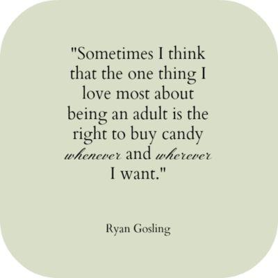 I knew I liked Ryan Gosling
