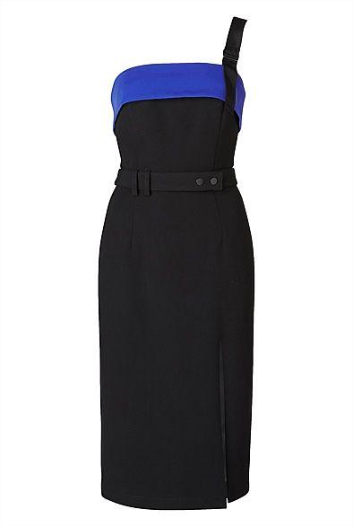 Genova Split Dress