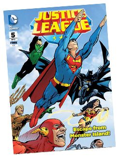 Free Justice League Comics in certain Big G Cereals. Visit to find out which ones. #CerealHeroes #SuperHeroing #ad http://r.linqia.cc/d2eb6db