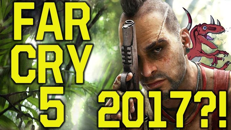 farcry5gamer.comFar Cry 5 gameplay in 2017 WITH DINOSAURS?! (Far Cry 5 dinosaurs - Far Cry 5 Trailer - Far Cry 6) Far Cry 5 gameplay will totally be shown in 2017. It's not Far Cry 6 though, will it be Far Cry 5 dinosaurs? Far Cry 5 trailer.  Like the video? Subscribe now:   When will we see the Far Cry 6 gameplay or Far Cry 5 trailer? I think at Far Cryhttp://farcry5gamer.com/far-cry-5-gameplay-in-2017-with-dinosaurs-far-cry-5-dinosaurs-far-cry-5-trailer-far-cry-6/