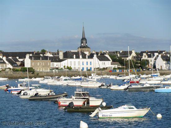 Port de Locmariaquer - Golfe du Morbihan (56) France