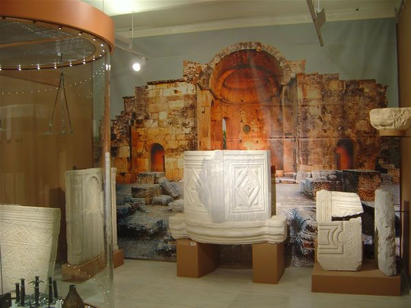 The Historical Museum of Crete is a museum in Heraklion, Crete, Greece. The Museum presents a comprehensive view of Cretan history from early Christian times to the present day. It was founded in 1953 by the Society of Cretan Historical Studies, which had been established two years earlier.