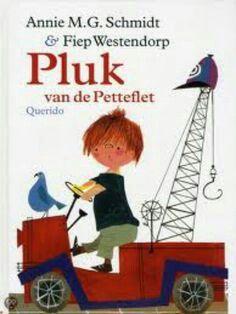Kinderboeken van Vroeger - Pyk van de Petteflet