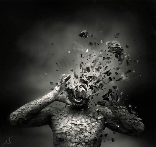 What Trigeminal Neuralgia feels like if you could see the excruciating pain.