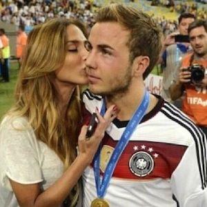 Mario Gotze's Girlfriend: Who Is Ann-Kathrin Brommel?