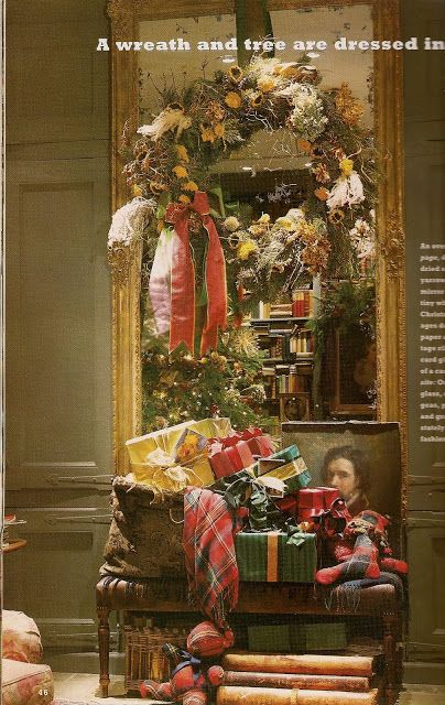 Cowboy Living Room Ideas Light Green 191 Best English Country Christmas Images On Pinterest ...