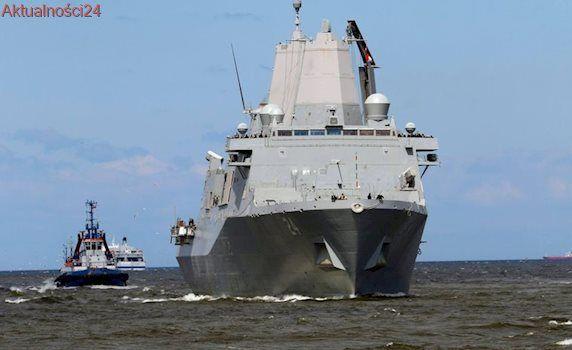 Ponad 40 okrętów wojennych w Szczecinie. Można je zobaczyć z bliska [WIDEO]