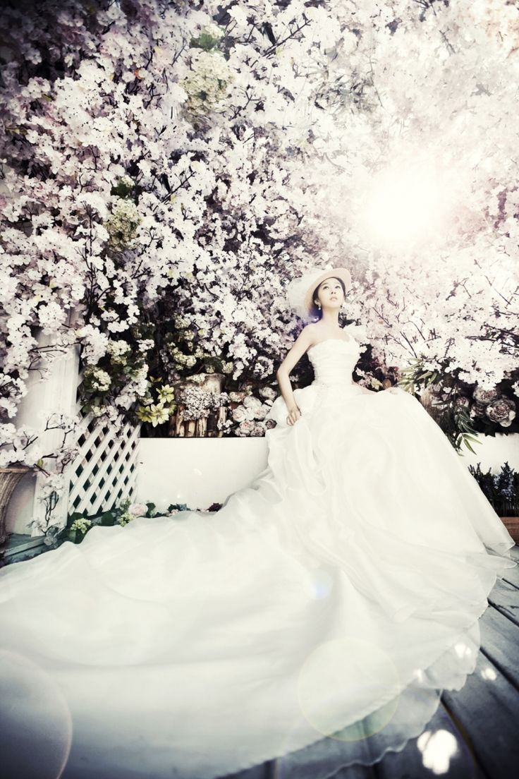 Korea Pre-Wedding Photoshoot - WeddingRitz.com » Studio 'Roi' - New Sample, Korean Wedding Photo