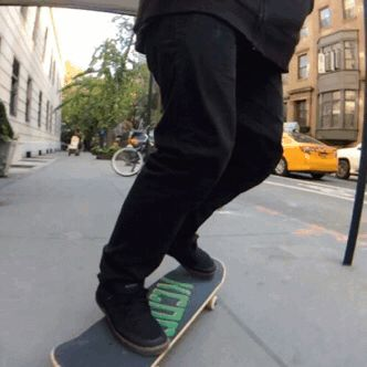 Close Calls With City Cabs. Check out the rest of... - SKATEBOARDING in NYC