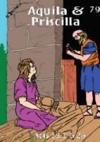 Aquilla And Priscilla Trading Card