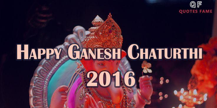 Ganesh Chaturthi 2016 wishes
