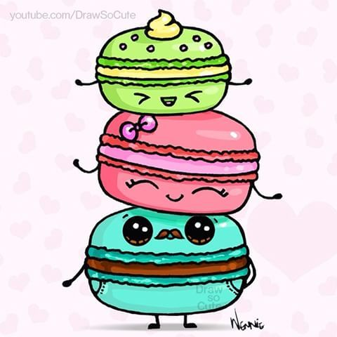 Macarons! A sweet treat just for you DSC fans! Now…