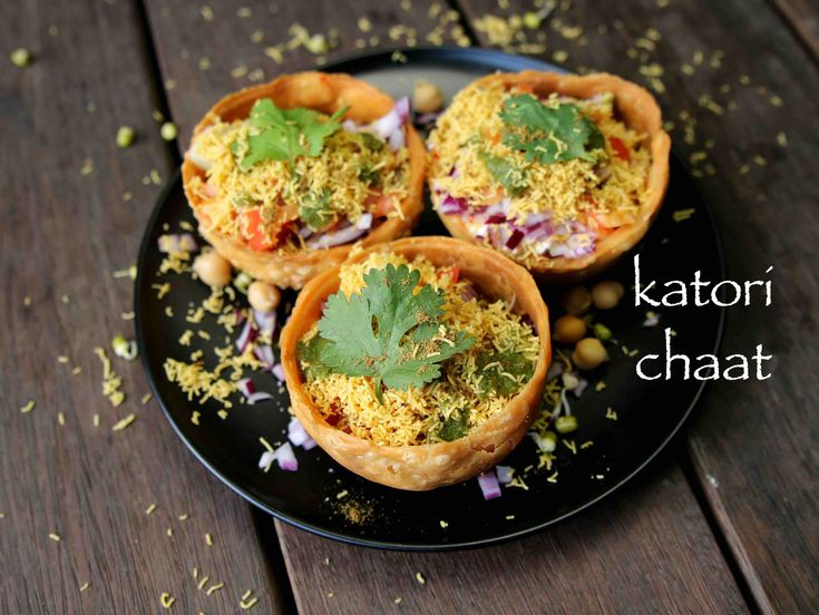 katori chaat recipe, chaat katori recipe, how to make tokri chaat with step by step photo/video. unique street food of india from the chaat recipes palette.