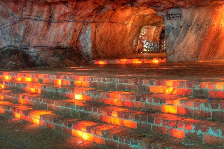 Khewra Salt Mine, Pakistan