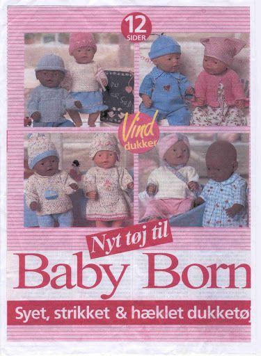 Baby Born Knitted 3 - Mariann Vendelbo Borregaard - Веб-альбомы Picasa