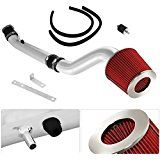 Deals week Honda Civic EX SI MT Manual Cold Air Intake System Upgrade Performance Mod Racing JDM Kit Polish sale