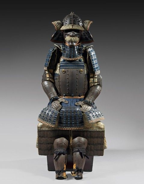 1249 best japanese armors full suits gusoku images on pinterest samura - Hotel des ventes drouot ...