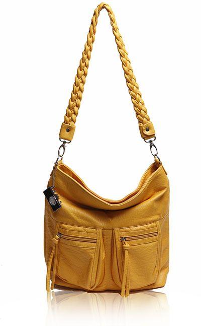 Mustard Lyric Camera Bag