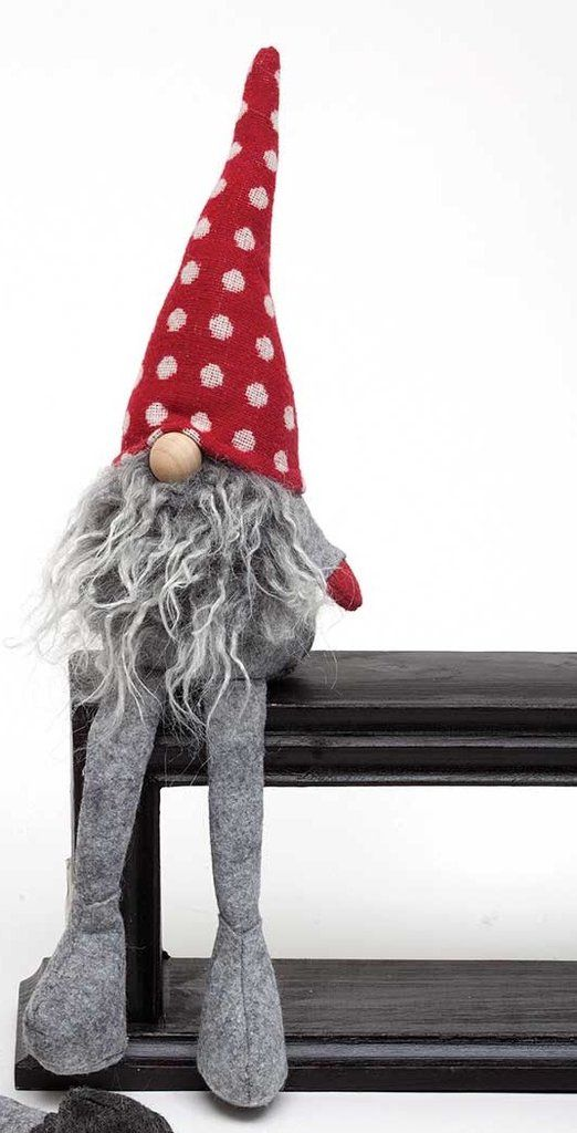 Assorted Gnome with Polka Dot Hat or Solid