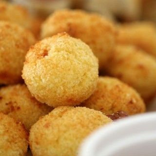 Thermomix Leftover Risotto oven baked Arancini balls