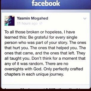 #Quote by Yasmin Mogahed