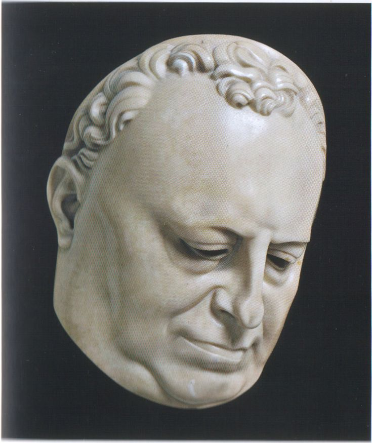 Ritratto di Cesare Sarfatti di Adolfo Wildt