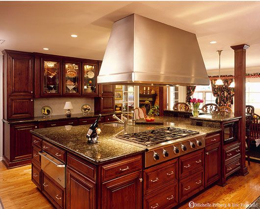 traditional Tuscan kitchen decor, Tuscan Theme Kitchens Decorating Ideas