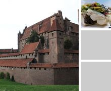 Teutonic Knights Castle in Malbork and much, much more