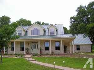 Texas Farm/ranch House