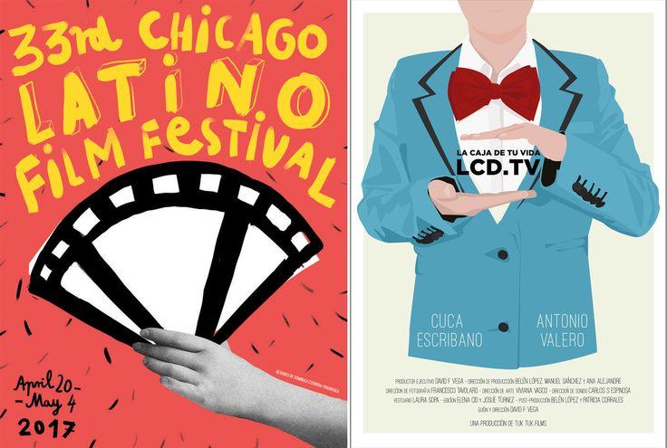 'La caja de tu vida' de David F Vega, seleccionado por el Chicago Latino Film Festival, una de las citas esenciales del circuito latino en EEUU, que cumple este año 33 ediciones. Del 20 de abril al 4 de mayo. ¡Felicidades! #Digital104FilmDistribution