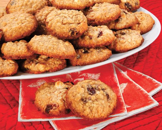 Everything Oatmeal Cookies - I skipped the coconut, added ...