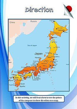 These worksheets on Japan are great for kids to learn all about Japan and the Geography of Japan.