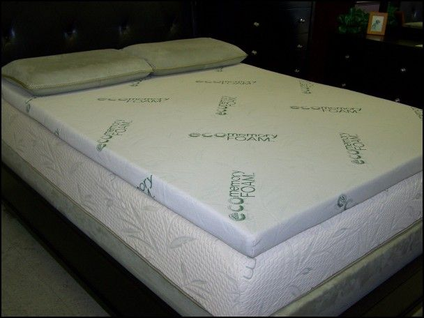 Latex Gel Mattress topper